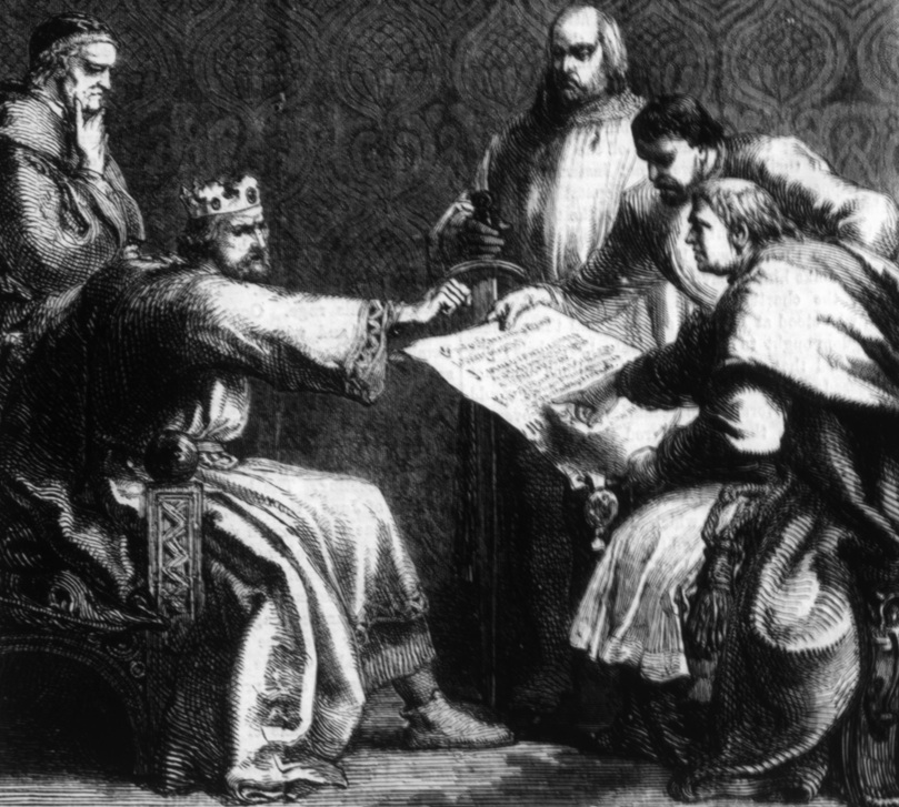 The bad rule of William Rufus led to the Coronation Charter in 1100 and ultimately in Magna Carta.